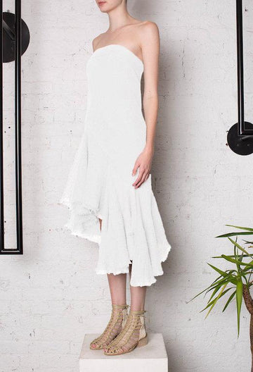 KITX - Faithfull Keeper Strapless Dress - Ivory