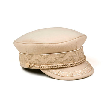 LACK OF COLOR - Riviera Cap - Gold