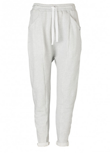 VIKTORIA & WOODS - Manifest Jogger - Light Grey Marl