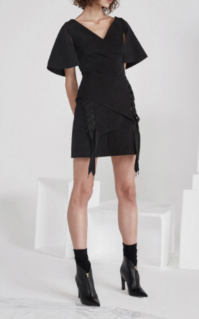 ACLER - Gosford Dress - Black