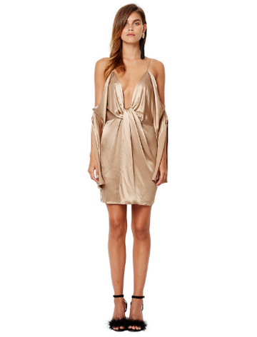 BEC & BRIDGE - Shimmy Nights Mini Dress
