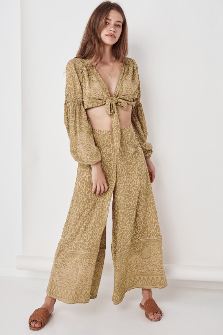 SPELL & THE GYPSY - Wild Thing Wide Leg Pant