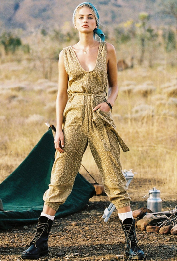 SPELL & THE GYPSY - Wild Thing Jumpsuit (PRE ORDER)