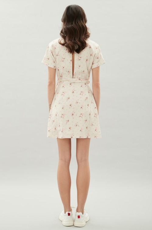 HANSEN & GRETEL - Dakota Dress - Madonna Print