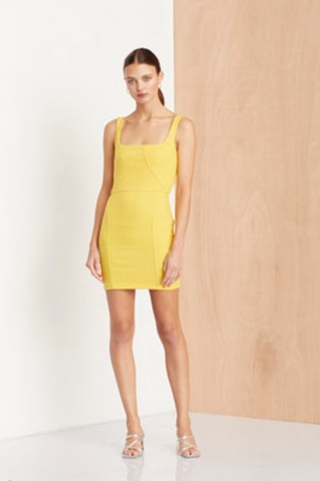 BEC & BRIDGE - Cle'mence Mini Dress - Marigold