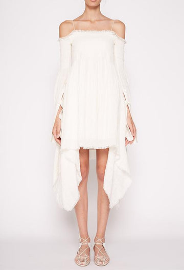 KITX - Creature Bodice Dress - White