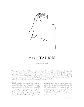 SUNDAY LANE - Taurus Women