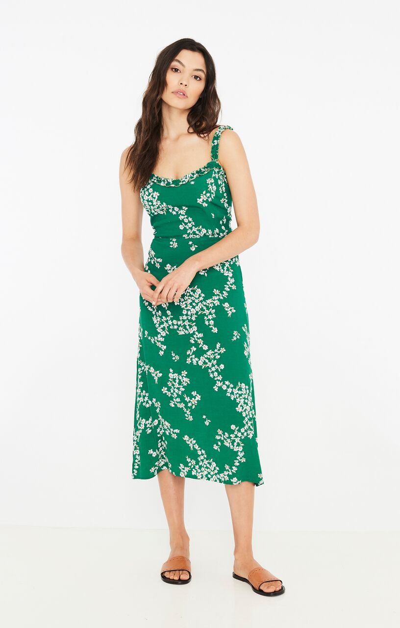FAITHFULL THE BRAND - Giszelle Dress - Cap Estel Floral