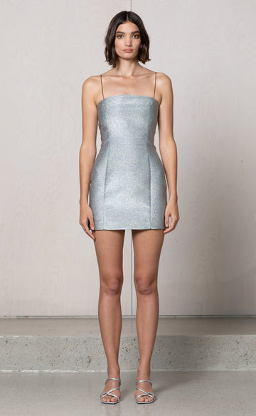 c9705b2cf788 BEC & BRIDGE - LADY SPARKLE MINI DRESS