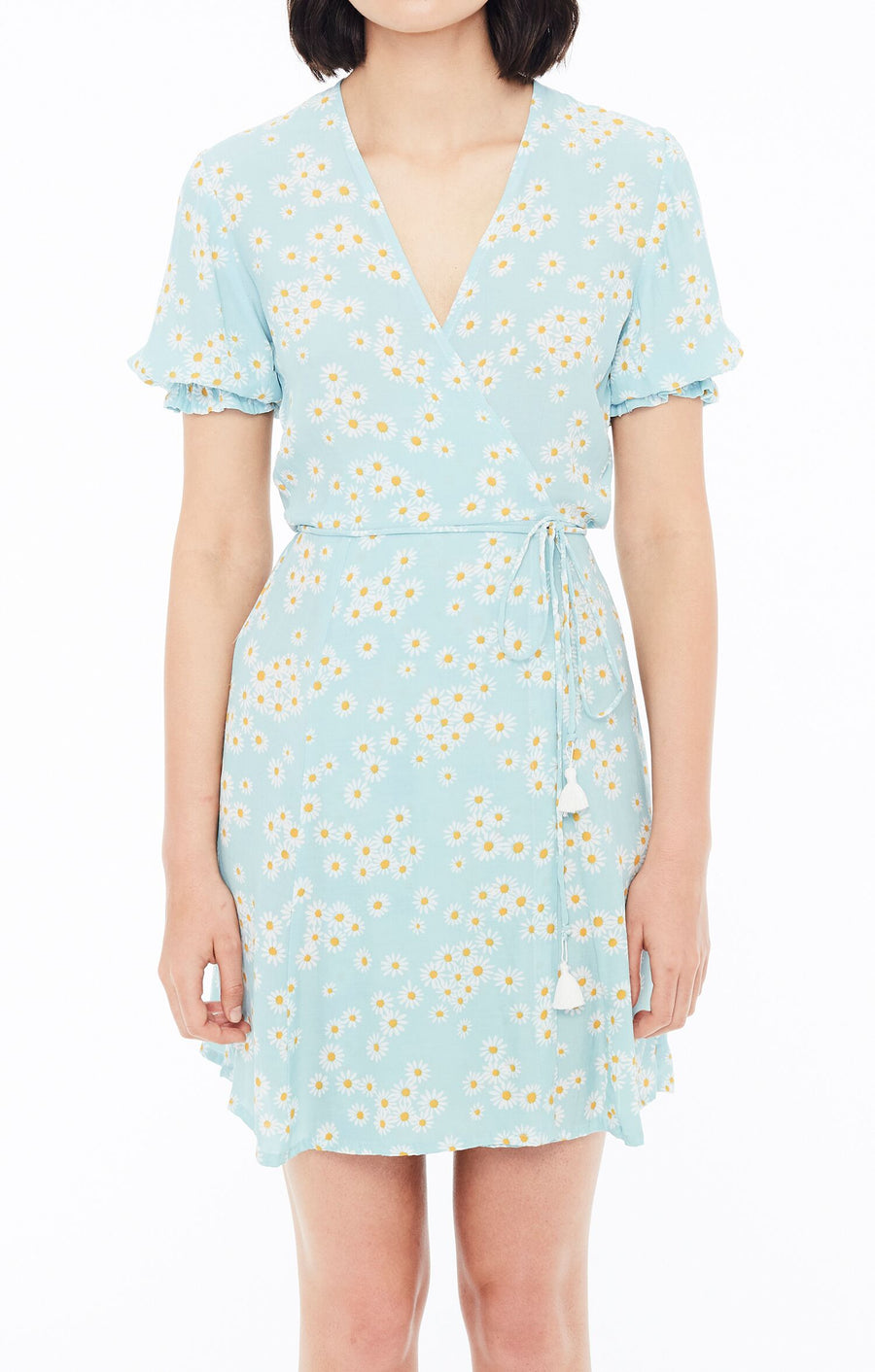 FAITHFULL THE BRAND - Mira Wrap Dress - Zhoe Floral
