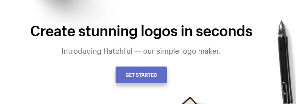 shopify free logo toll hatchful