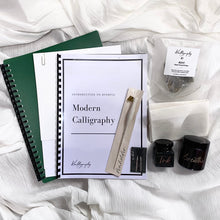 Load image into Gallery viewer, SUN 28 March 2021 - Introduction to Mindful Modern Calligraphy Workshop