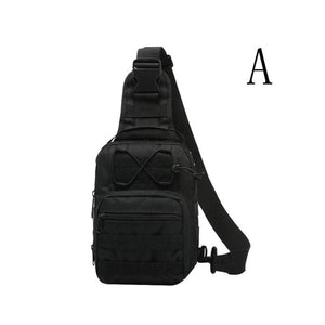 Military-Quality Tactical Backpack