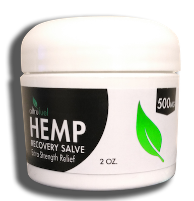 Hemp Recovery 500MG Salve