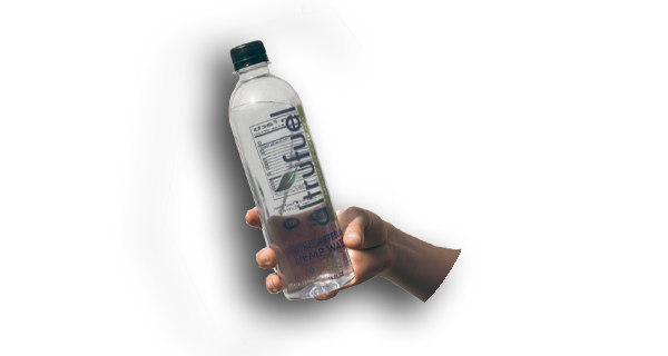 Pure Artesian  Hemp Water 12 pack