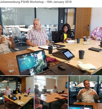 Load image into Gallery viewer, PSHB Workshop - Johannesburg - 31st August 2019