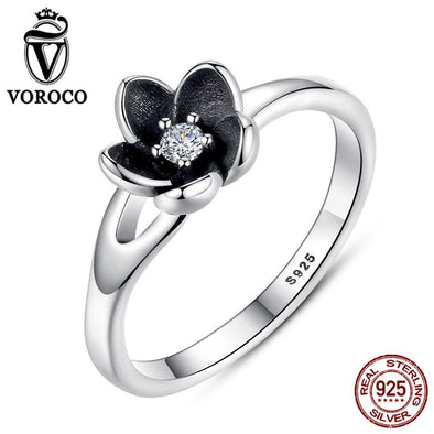 Mystic Floral Flower Ring