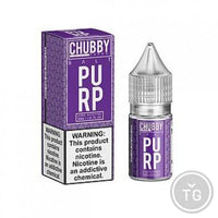 CHUBBY BUBBLE SALT NIC (30ML) 5 F-LAVORS - PURP 24MG