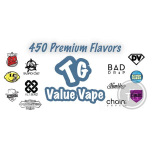 CLEARANCE SALT NIC SALE 30+ FLAVORS *LIMITED QUANTITIES*