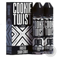 COOKIE TWIST - FROSTED SUGAR COOKIE (60ML) - 3MG