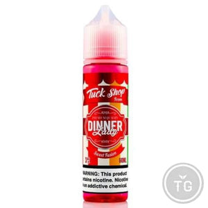 DINNER LADY (60ML) TUCK SHOP / ORIGINALS / SPECIAL EDITION