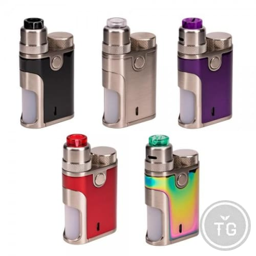 ELEAF PICO SQUEEZE 2 SQUONK W/ CORAL RDA *21700 BATTERY INCLUDED*
