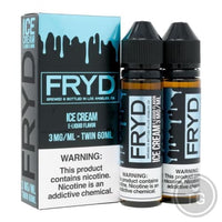 FRYD - ICE CREAM (60ML)