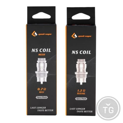 GEEKVAPE FRENZY REPLACEMENT COILS (5-PACK)