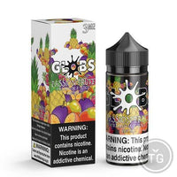 GLOBS | PASSIONFRUIT (100ML) E-LIQUID
