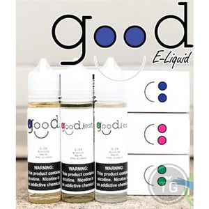GOOD E-LIQUID COLLECTION (60ML) BY CRAVING VAPOR