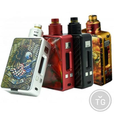 HCIGAR VT INBOX DNA75C SQUONK MAZE V1.1 BF RDA KIT