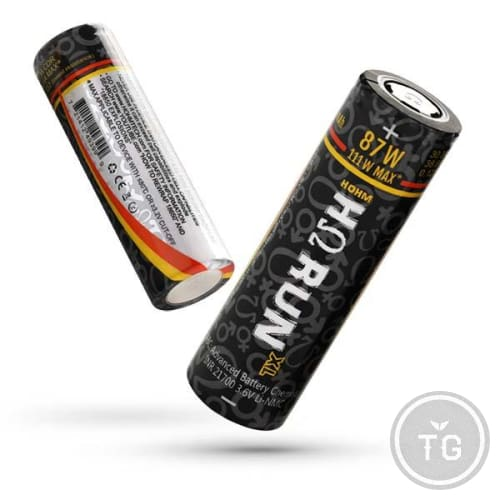 HOHM RUN XL 21700 4100MAH 38.6A BATTERY