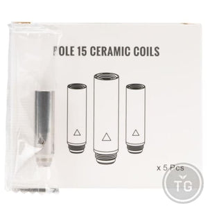IJOY POLE 15 CERAMIC COIL 5-PACKS