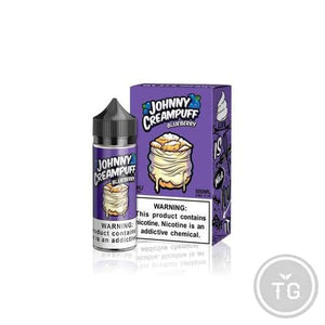 Johnny Creampuff Blueberry (100Ml)