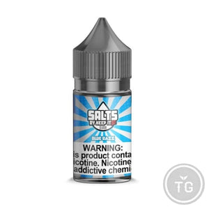 Keep It 100 - Blue Razz Slushie Salt Nic (30Ml) - 40Mg