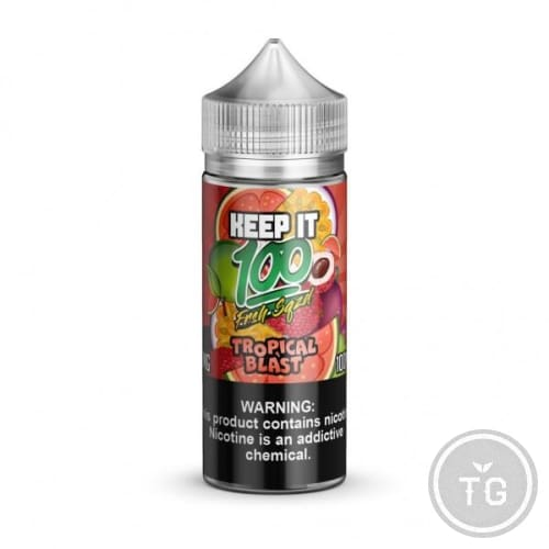 KEEP IT 100 - TROPICAL BLAST (100ML)
