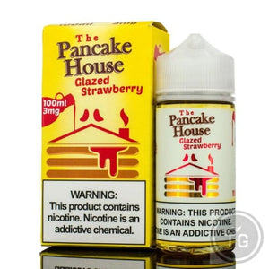 PANCAKE HOUSE GLAZED STRAWBERRY (100ML)