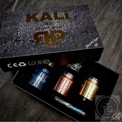 QP DESIGN KALI V2 BRASS COPPER RDA + RSA