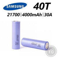 Samsung 40T 21700 Battery