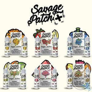 SAVAGE PATCH (60ML) BY POD JUICE