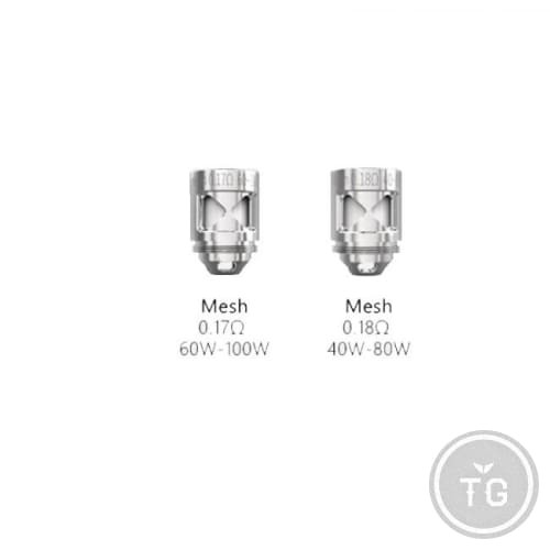 Smoant Naboo Mesh Replacement Coils - 0.17Ohm (60W-100W)