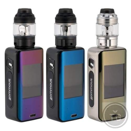 SNOWWOLF ZEPHYR 200W STARTER KIT
