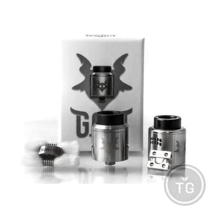 THE GOAT BY RECOIL RDA W/ REBUILDABLE DECK COMBO PACK