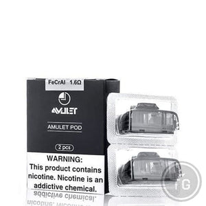 UWELL AMULET REPLACEMENT PODS (2-PACK)