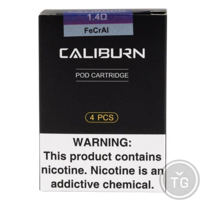 UWELL CALIBURN & CALIBURN KOKO REPLACEMENT PODS (4PK)