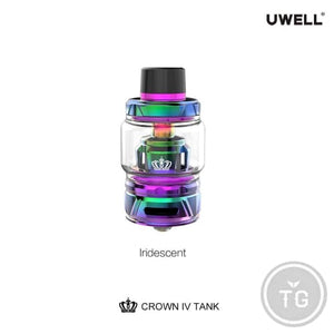 Uwell Crown 4 (Iv) Sub-Ohm Tank - Iredescent