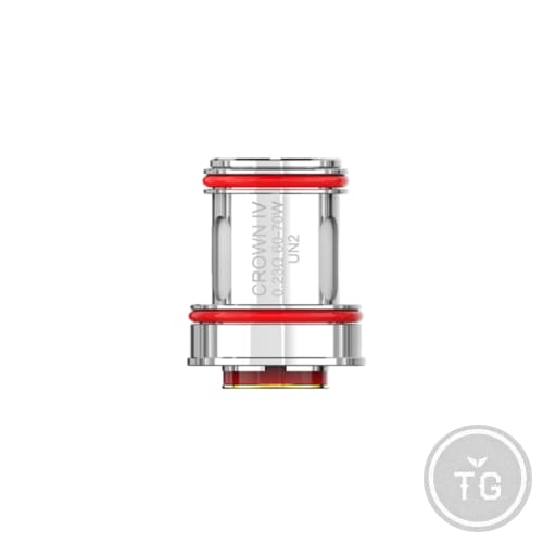 Uwell Crown 4 Replacement Coil (4-Pack) - 0.2Ohm