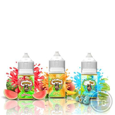 VAPEHEADS SALTS COLLECTION (30ML) NIC SALT