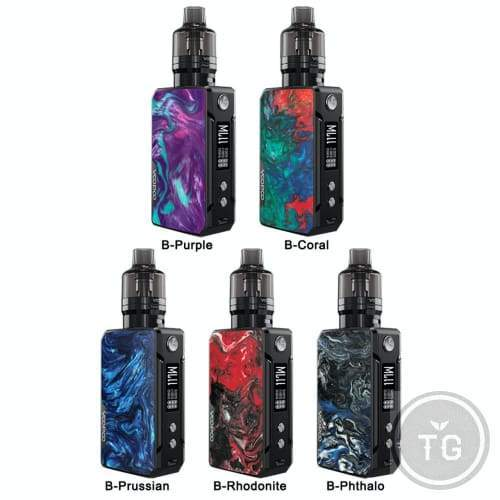 VOOPOO DRAG MINI 117W REFRESH EDITION PNP KIT