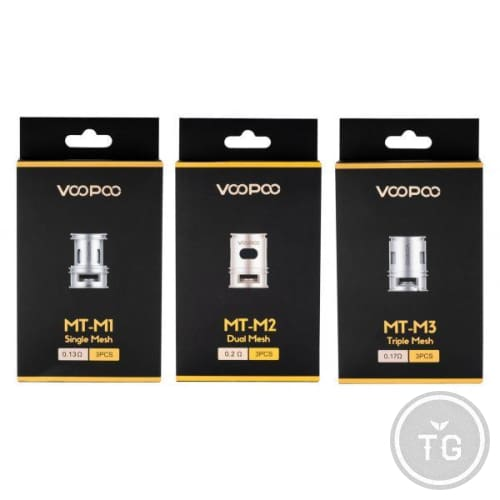 VOOPOO MAAT REPLACEMENT MESH COILS 3-PACK